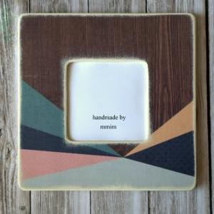 Horizon Wood Grain Picture Frame - ..